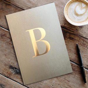 Alphabet A-Z Notebooks