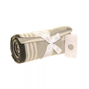 Grey Star Blanket