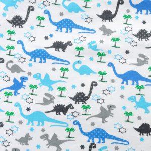 Uptown Dinosaur Blanket