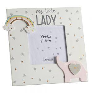 Little Lady Photo Frame