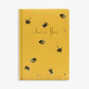 Belly Button Designs 'Queen Bee' Pocket Notebook