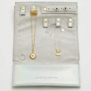 Estella Bartlett Mini Jewellery Roll