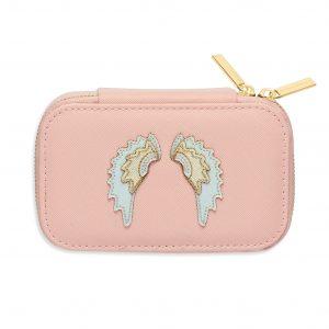 Mini Jewellery Box With Wings