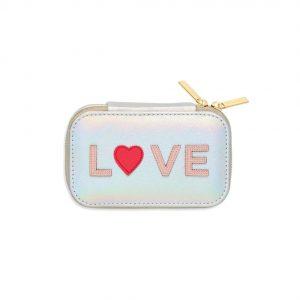 Mini Jewellery Box With Love