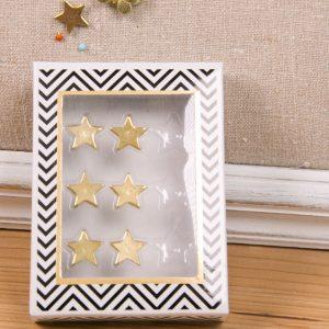 Drawing Pins Stars