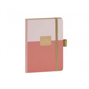 Notebook A6- Stay Focused