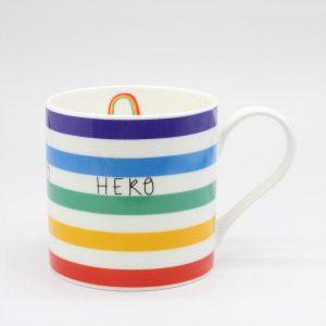Belly Button Designs Hero Mug