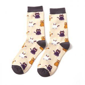 Little Kitty Bamboo socks