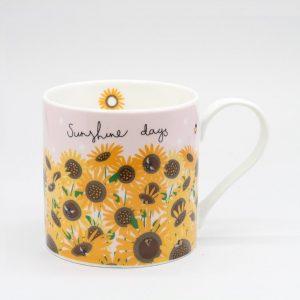 Belly Button Designs Sunshine Days Mug