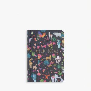 Belly Button Designs Wild Ideas notebook small