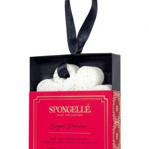 Spongelle boxed flower sugar dahlia