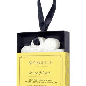 Spongelle boxed flower honey blossom