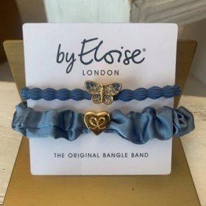 Butterfly bangle band gift set