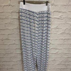 Hareem pants white