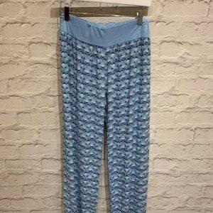 Hareem pants light blue