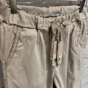 Magic trouser beige