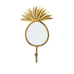 Pineapple mirror hook