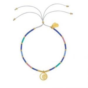 Estella Bartlett night sky beaded louise bracelet