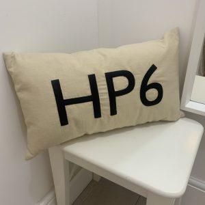 HP6 Cream cushion