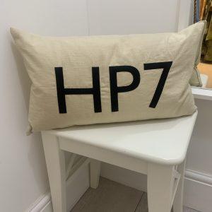 HP7 Cream cushion