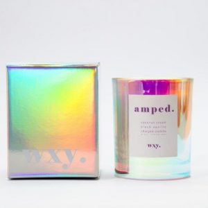 WXY Eclectic Amped Candle